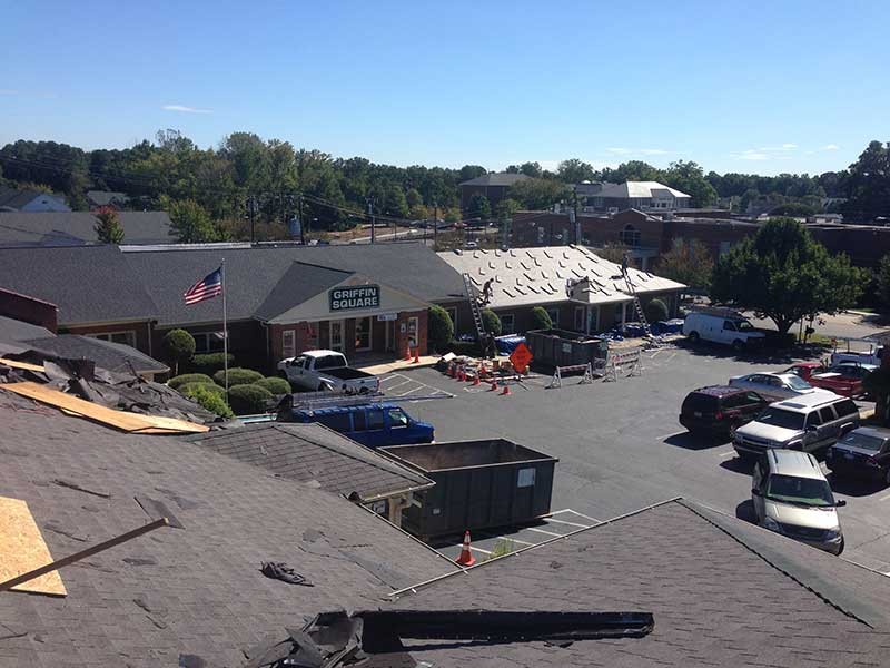 Charlotte NC Roofing Contractor