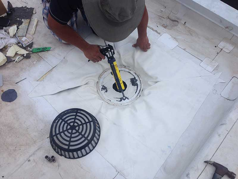 Charlotte NC 28105 Commercial Roof Repair Contractor