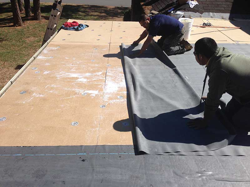 Charlotte NC EPDM Roofing Contractor