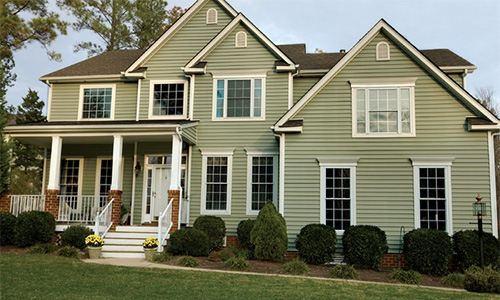 Charlotte NC Steel Siding Contractor