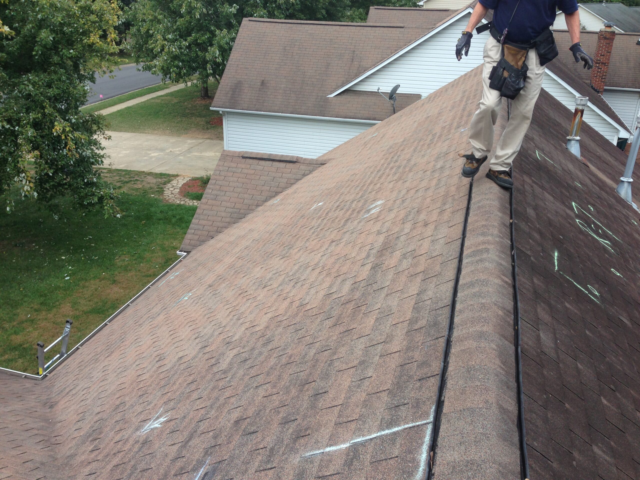 Homeowners Insurance: What is the process to replace a roof with storm damage