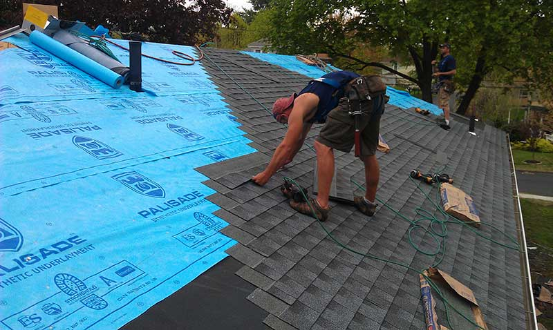 Charlotte NC Roof Replacement