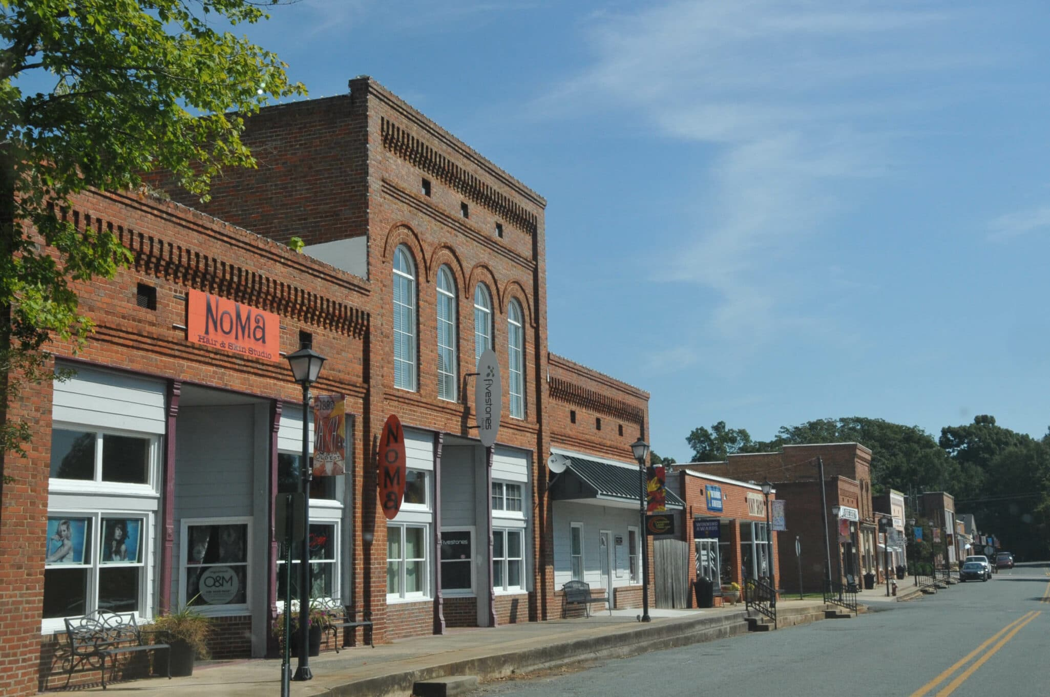 Waxhaw Historic District, Union County, NC